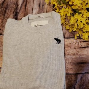 A&F Thermal Henley